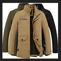 Men's jackets and coats